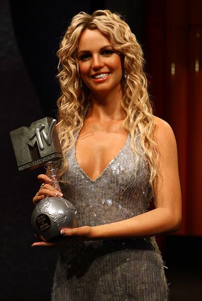 Female Likeness「Britney Spears Waxwork Unveiling」:写真・画像(15)[壁紙.com]