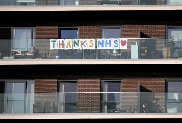Stratford - London「Britain Celebrates Easter Under Coronavirus Lockdown」:写真・画像(14)[壁紙.com]