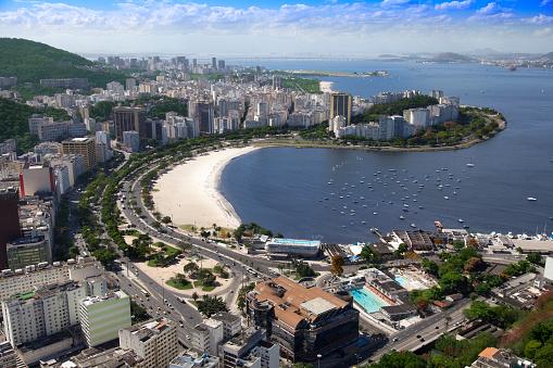 Avenue「Botafogo Beach in Rio de Janeiro」:スマホ壁紙(1)