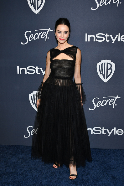 Cut Out Dress「21st Annual Warner Bros. And InStyle Golden Globe After Party - Arrivals」:写真・画像(12)[壁紙.com]