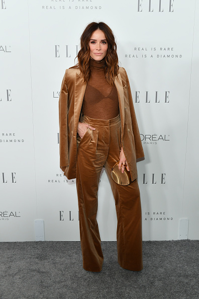 Celebration「ELLE's 24th Annual Women in Hollywood Celebration presented by L'Oreal Paris, Real Is Rare, Real Is A Diamond and CALVIN KLEIN - Arrivals」:写真・画像(8)[壁紙.com]