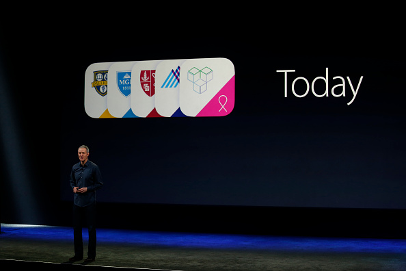 Apple Watch「Apple Debuts New Watch」:写真・画像(5)[壁紙.com]