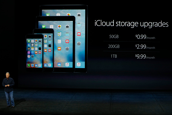 Cloud Computing「Apple Unveils New Versions Of iPhone 6, Apple TV」:写真・画像(10)[壁紙.com]