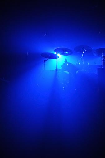 Music Festival「drumkit Equipment on Club Concert」:スマホ壁紙(6)