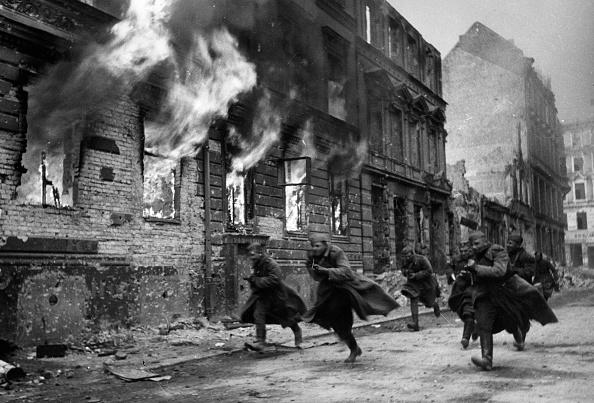 Victor Temin「Assault Troops」:写真・画像(9)[壁紙.com]