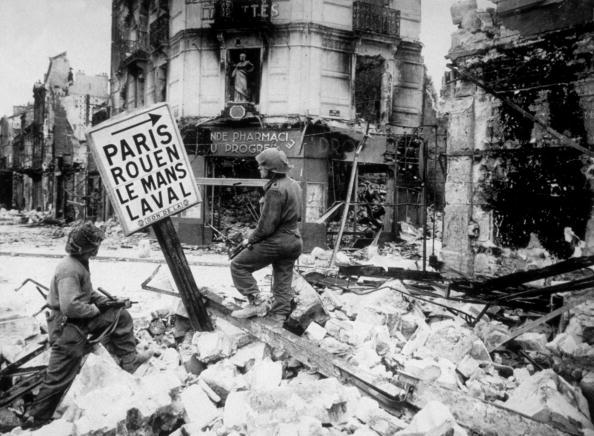 World War II「Way To Paris」:写真・画像(13)[壁紙.com]