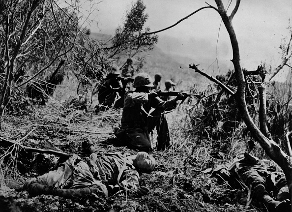 Japan「Marines On The March」:写真・画像(5)[壁紙.com]