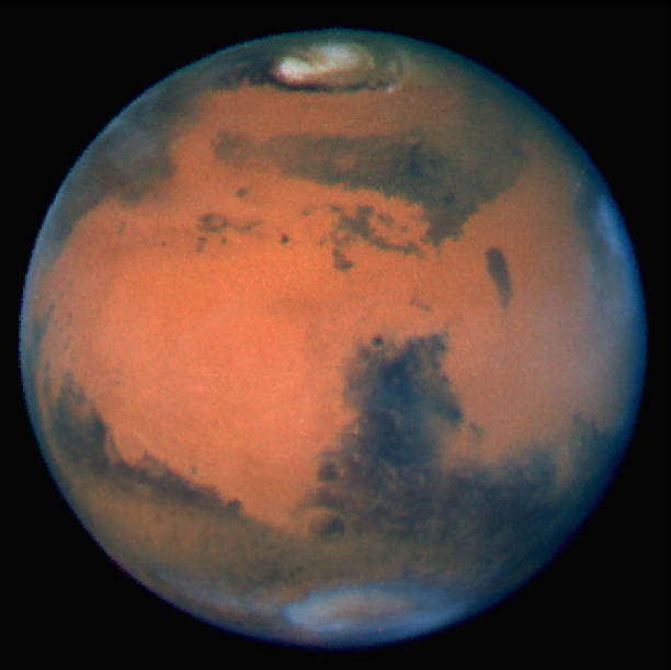 The Sharpest View Of Mars Ever Taken From Earth:ニュース(壁紙.com)