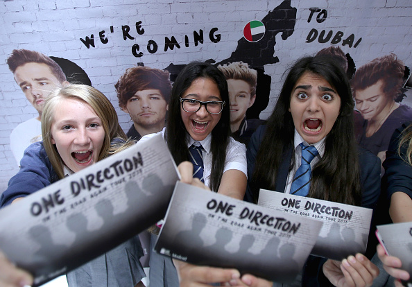 音楽「One Direction Fans Queue for Tickets」:写真・画像(7)[壁紙.com]