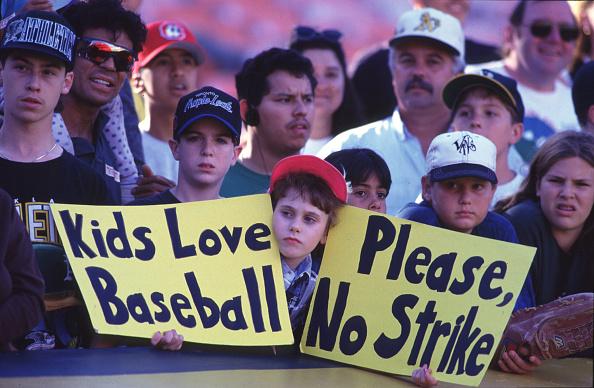 Employment And Labor「Baseball Strike Set For August 30th」:写真・画像(1)[壁紙.com]