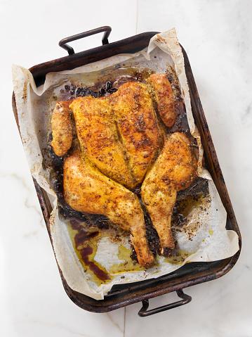 Chicken Wing「Roasted Spatchcock Lemon Chicken」:スマホ壁紙(17)