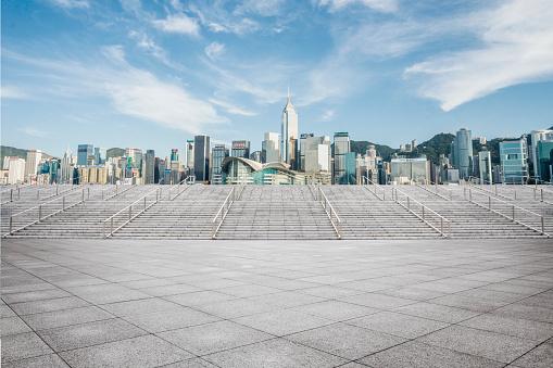 Horizon「Victoria Harbor Hong Kong」:スマホ壁紙(18)