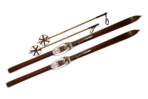 スキーストック「Skis and poles」:スマホ壁紙(0)