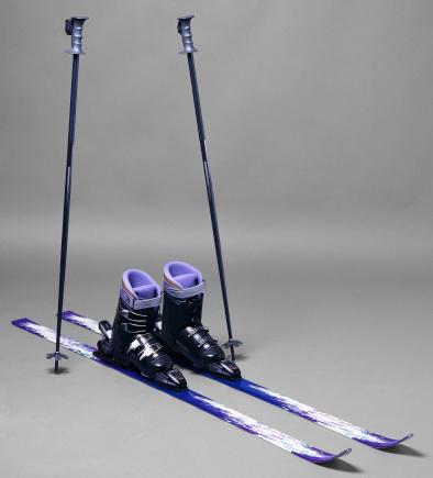 スキーストック「Skis and Poles」:スマホ壁紙(7)