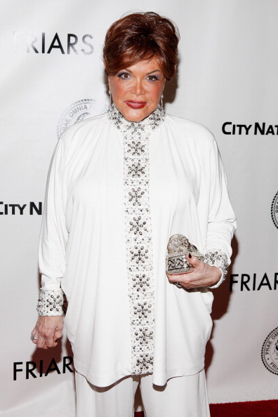 Connie Francis「The Friars Club Honors Larry King」:写真・画像(14)[壁紙.com]