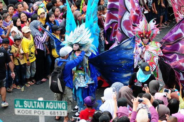 Octopus「Revellers Gather For Jember Fashion Carnival」:写真・画像(11)[壁紙.com]