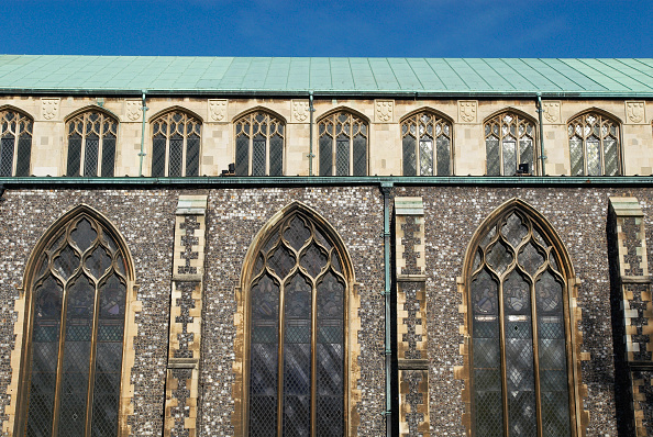 Sunny「The perpendicular gothic style medieval Church of St Andrew, Norwich, UK」:写真・画像(1)[壁紙.com]
