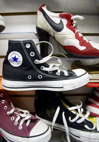 Communication「Nike To By Sneaker Rival Converse」:写真・画像(11)[壁紙.com]