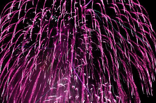 花火大会「Orange County Fireworks」:スマホ壁紙(18)