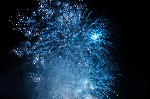 花火大会「Orange County Fireworks」:スマホ壁紙(16)