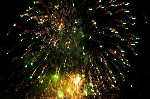 花火大会「Orange County Fireworks」:スマホ壁紙(19)