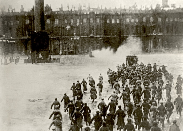October「Storming the Winter Palace on 25th October, 1917 (From the Film October 1927). Artist: Anonymous」:写真・画像(17)[壁紙.com]