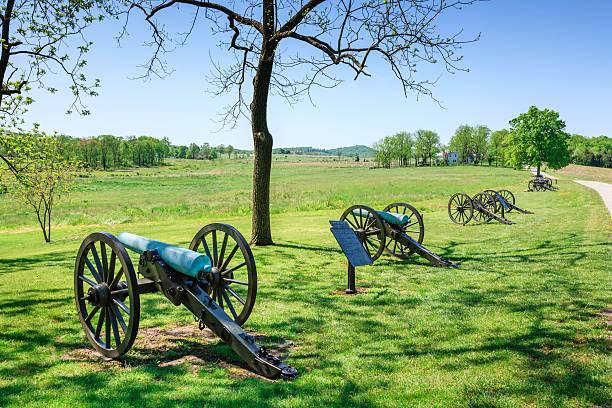 cannons at Gettysburg National Military Park:スマホ壁紙(壁紙.com)