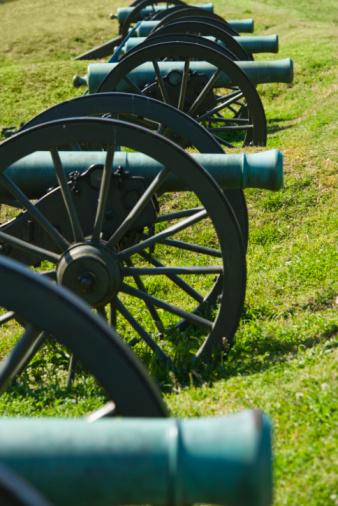 Battle「Cannons at Vicksburg National Military Park」:スマホ壁紙(9)