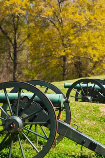 Battle「Cannons at Vicksburg National Military Park」:スマホ壁紙(2)
