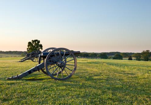 Battle「Cannons at Manassas Battlefield」:スマホ壁紙(12)