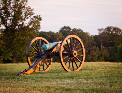 Battle「Cannons at Manassas Battlefield」:スマホ壁紙(13)