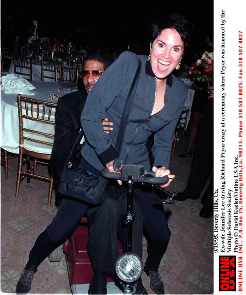 David Keeler「Ex Wife Driving Him Crazy At Ceremony Honoring Richard Pryor By The Multiple Sclerosis Soci」:写真・画像(16)[壁紙.com]