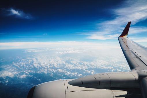 Passenger Cabin「Aerial cloudworld」:スマホ壁紙(3)