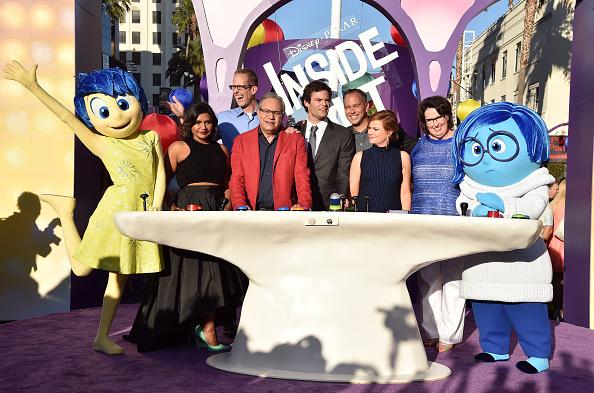 """Ribbed「Premiere Of Disney-Pixar's """"Inside Out"""" - Red Carpet」:写真・画像(12)[壁紙.com]"""