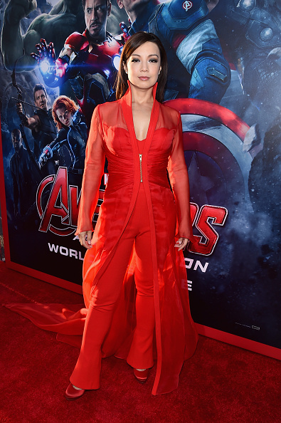 "Avengers Age of Ultron「World Premiere Of Marvel's ""Avengers: Age Of Ultron"" - Red Carpet」:写真・画像(14)[壁紙.com]"