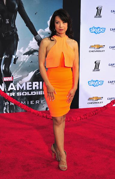 "Long Hair「Premiere Of Marvel's ""Captain America: The Winter Soldier"" - Arrivals」:写真・画像(13)[壁紙.com]"
