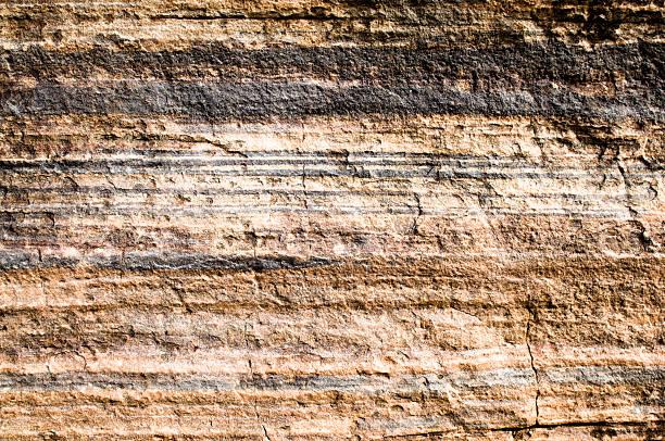 Geological Layers:スマホ壁紙(壁紙.com)