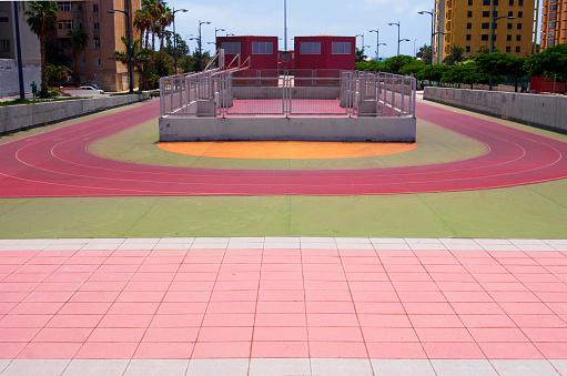 Atlantic Islands「Running track in Gran Canaria.」:スマホ壁紙(17)
