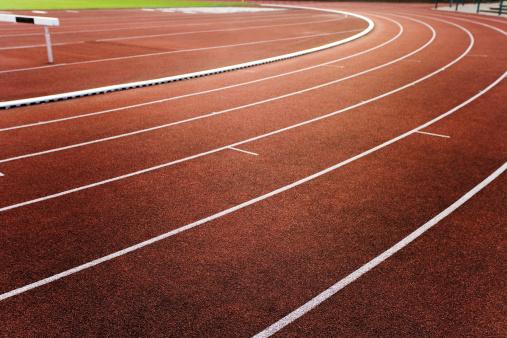 球技場「Running track」:スマホ壁紙(12)