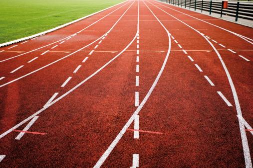 球技場「Running track」:スマホ壁紙(3)