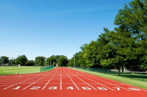 Track And Field「Running Track」:スマホ壁紙(2)