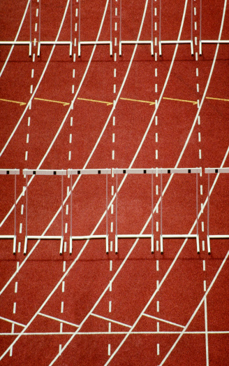 Hurdle「Running track.」:スマホ壁紙(18)