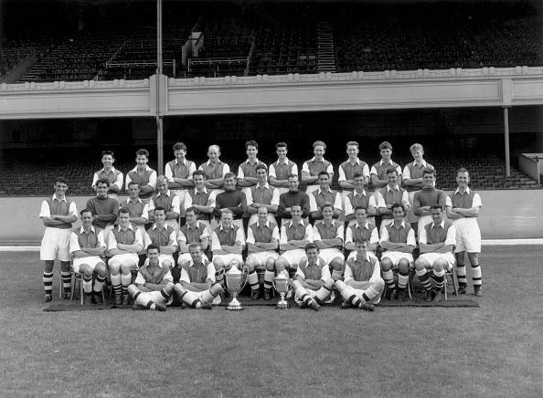 Monty Fresco「Arsenal Squad」:写真・画像(13)[壁紙.com]