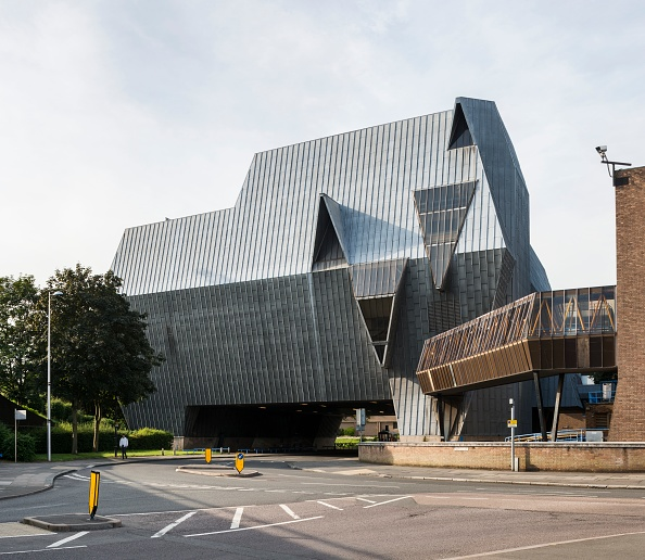 Architecture「Coventry Sports And Leisure Centre」:写真・画像(11)[壁紙.com]