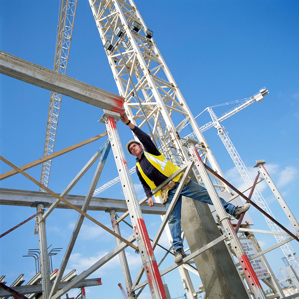 Balance「Erecting a scaffold tower」:写真・画像(9)[壁紙.com]