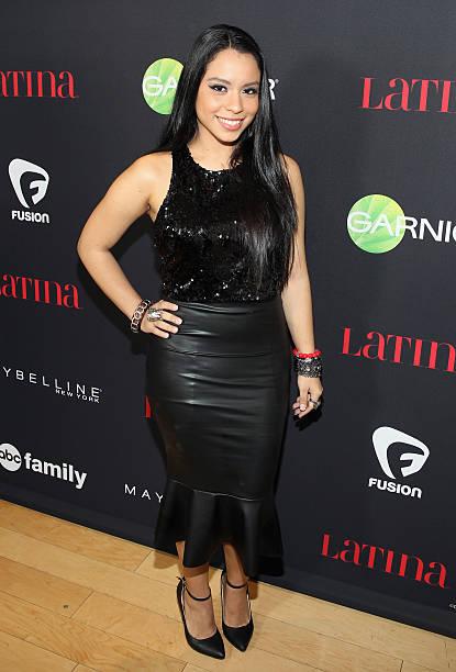 "Latina Magazine's ""30 Under 30"" Party - Red Carpet:ニュース(壁紙.com)"