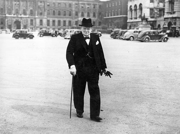 Prime Minister of the United Kingdom「Arriving At Work」:写真・画像(1)[壁紙.com]