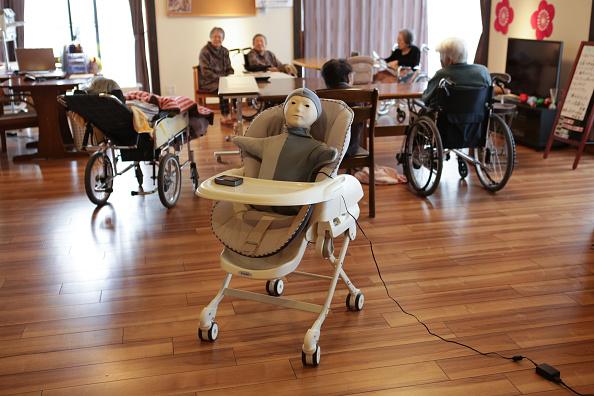 千葉県「Japan's Nursing Home Seeks Help From Humanoids」:写真・画像(14)[壁紙.com]