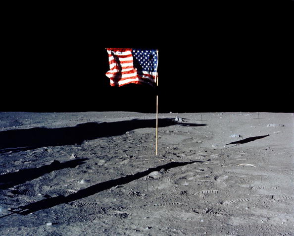 Flag「36th Anniversary Of Apollo 11 Landing On The Moon」:写真・画像(11)[壁紙.com]