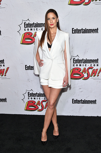 Vertical「Entertainment Weekly Hosts Its Annual Comic-Con Party At FLOAT At The Hard Rock Hotel In San Diego In Celebration Of Comic-Con 2017 - Arrivals」:写真・画像(18)[壁紙.com]